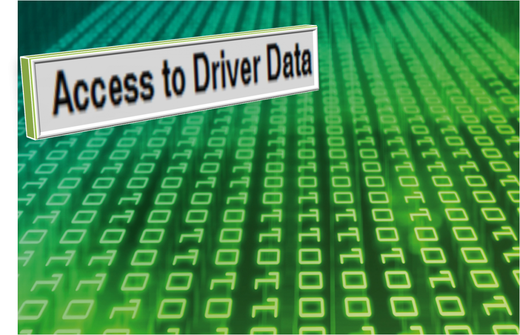 Access to Driver Data