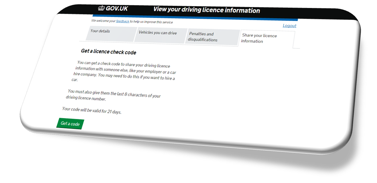 dvla driving licence check code phone number